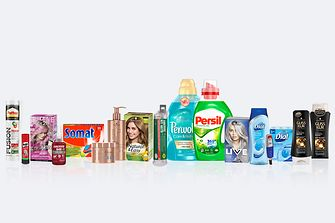 Selection of Henkel products