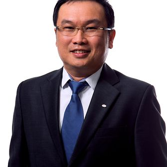 Lucky Lee, President of Henkel Indonesia