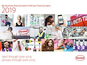 Cover: Quarterly Report Q2/2019
